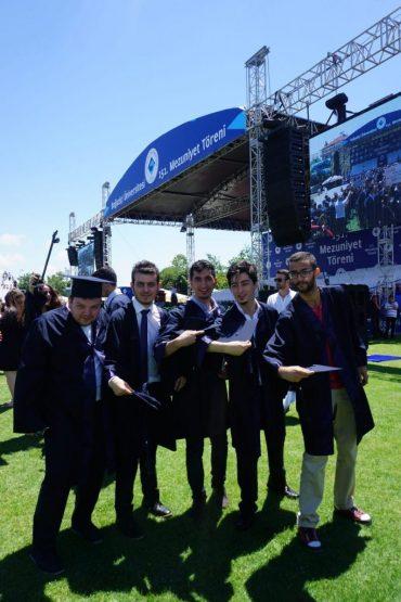 Mezuniyet Töreni 2018